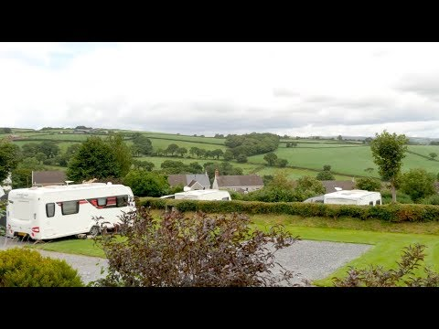 Practical Motorhome visits South Wales Touring Park