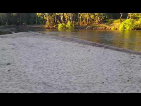 Murrumbidgee tidal flow