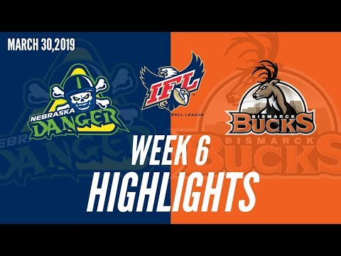 Week 6 Highlights: Nebraska at Bismarck