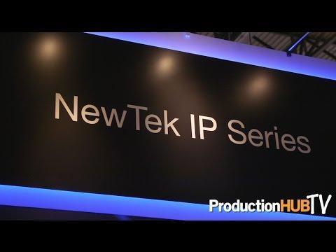 NewTek Strengthens IP Workflows at IBC 2016