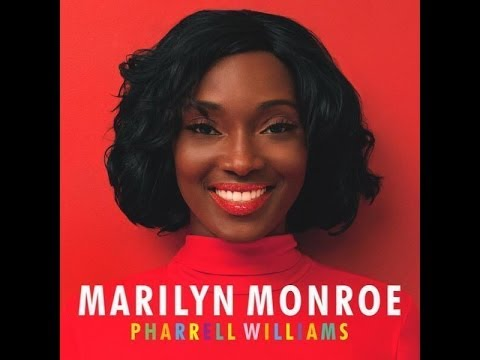 Pharrell Williams - Marilyn Monroe (Official Instrumental)