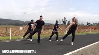 UPTOWN FUNK   Mark Ronson & Bruno Mars Dance Choreography  Jayden Rodrigues NeWest (mirrored)