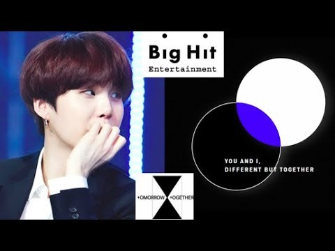 TXT! BTS brother group and BigHit's new boy group?!