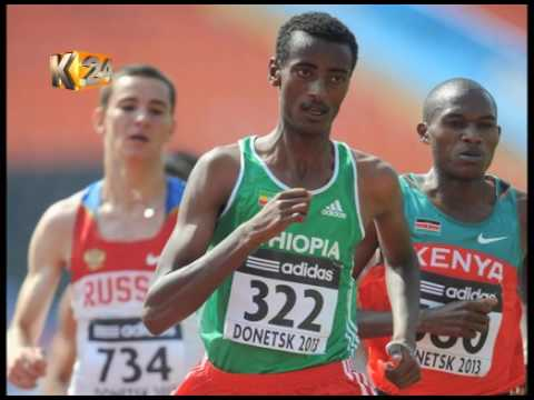 Kenya'S cross country team leaves for Kampala ahead of Sunday event