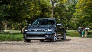 Volkswagen Golf Alltrack 2017 Car Review
