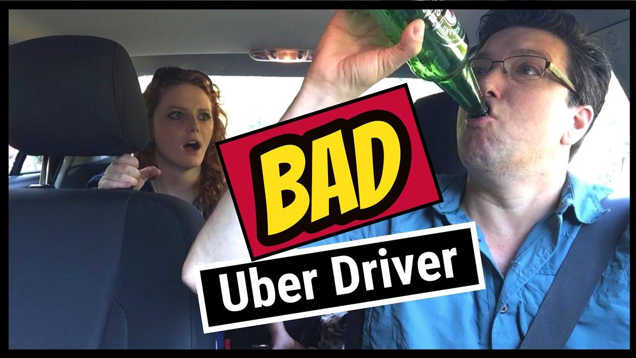 Bad Uber Driver