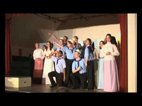 HMS Pinafore - Act I Finale