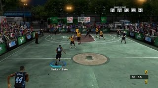 AND1/Ball Up Test! Open Runs to Featured Game in Season Mode - NBA 2K14 PC