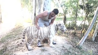 LIVING WITH LIONS AND TIGERS ! | MOST DANGEROUS PETS EVER ! PET WILD ANIMALS