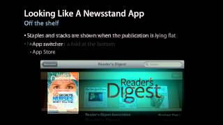 Apple iOS Development: Newsstand Apps from Start to Finish