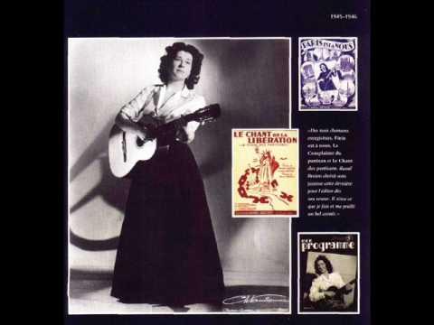 Anna  Marly - Le chant des partisans