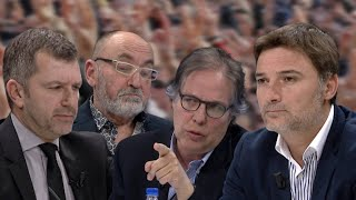 """Opozita, tani jashtë sistemit. Debat i fortë mes analistëve - """"Të Paekspozuarit"""" (21.02.2019)"""