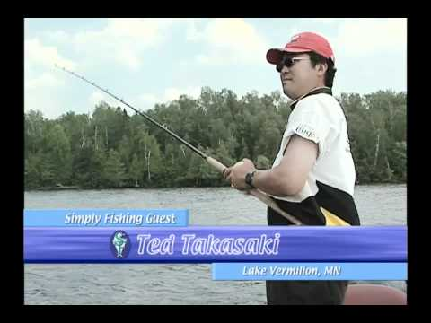 Simply Fishing 1704 Vermilion Muskies W:Ted