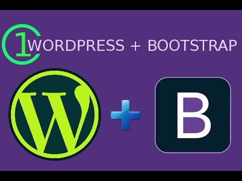 Jak Podpiąć Szablon Oparty o Framework Bootstrap Pod Wordpressa