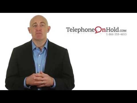 Call Center On Hold and Auto Attendant Prompts Professionally Recorded Music On Hold