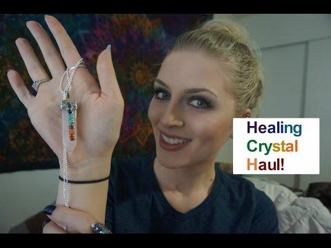 Healing Crystal Haul!