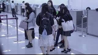 HKT48 produce合宿から帰国