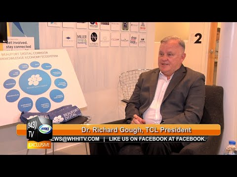 843TV | Dr. Richard Gough, TCL Technical College of the Lowcountry | March 2021 | WHHITV