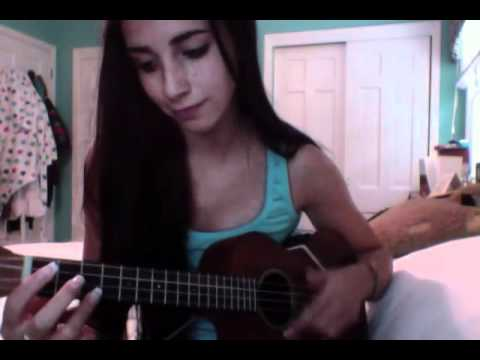 Dont Look Back In Anger Oasis Uke Cover Youtube