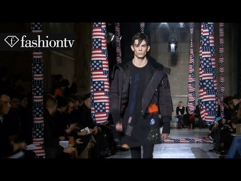 Raf Simons & Sterling Ruby Men Fall/Winter 2014-15 | Paris Men's Fashion Week | FashionTV