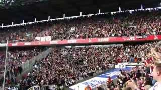 Video Gol Pertandingan FC Cologne vs Eintracht Frankfurt