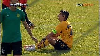 ΑΕΚ - ΑΕΚ ΛΑΡΝΑΚΑΣ 0-0 | ΟΛΑ ΤΑ ΣΤΙΓΜΙΟΤΥΠΑ ΤΟΥ ΑΓΩΝΑ