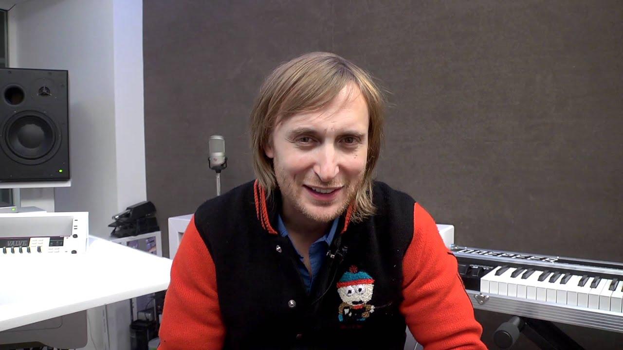 David Guetta - South America Tour & Dj Mag
