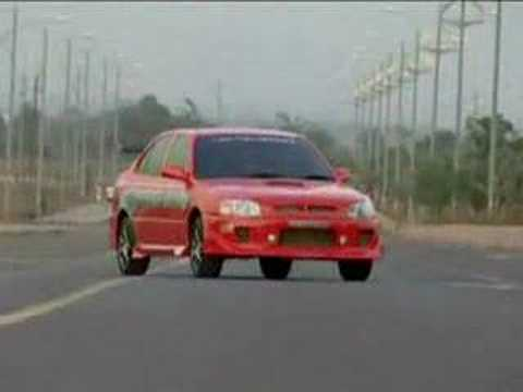 Stock Hyundai Accent Modified TV Show on Star One Cartel