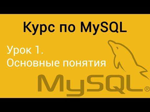 Mysql видеоуроки