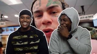 🌈 | 6IX9INE- PUNANI (Official Music Video) - REACTION