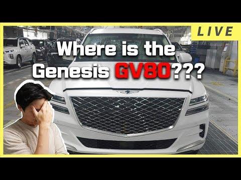 new-cars-for-2020-&-where-is-the-genesis-gv80-(sorento,-sedona,-sportage,-elantra,-tucson,-santa-fe)