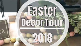 Easter Home Decor Tour 2018