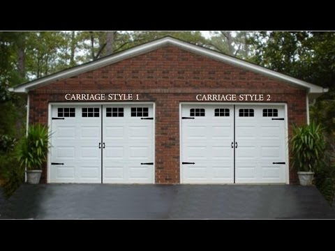Remarkable Garage Door Decals To Beautify Your Home & Remarkable Garage Door Decals To Beautify Your Home - YouTube