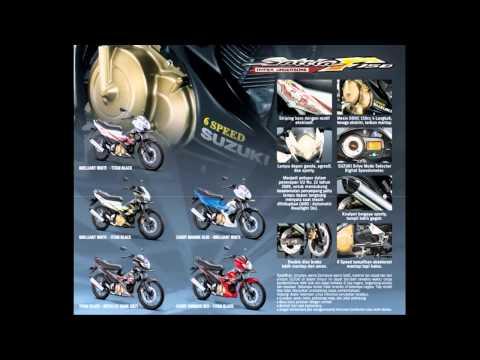 Preview & Harga Suzuki Satria F150 Baru