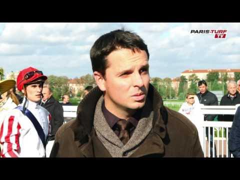 Paris-Turf TV - Ludovic Gadbin : Magari