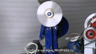Лабораторное оборудование для прессования. www.MiniPress.ru(, 2012-01-23T00:09:19.000Z)