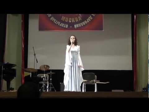 Марианна Заблоцкая- Я научу слова летать