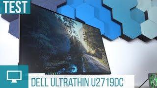 Dell U2719DC Test: USB C-Monitor für das Büro