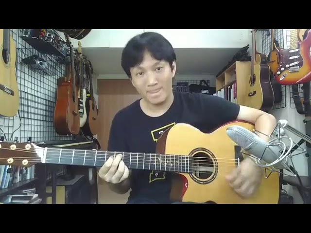 盧家宏直播吉他演奏  安妮 20200822