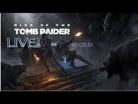 Ladies are always cold!  Tomb Raider Endurance ft BodeC