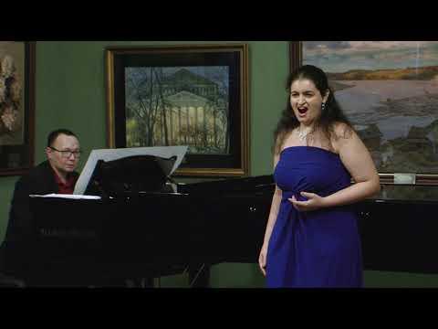 Руперто Чапи-ария Луизы из сарсуэлы «Дочери Зеведея» исполняет  Карина Дадаева