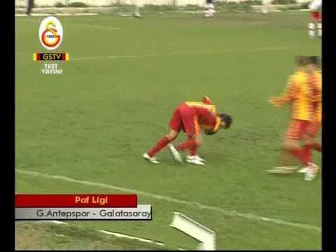 Cem Sultan'ın Gaziantepspor'a attığı...