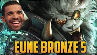 WELCOME 2 EUNE BRONZE 5- Bronze Spectates 7