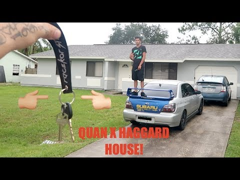 OUR NEW FLORIDA HOUSE IS SICK!