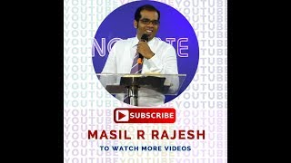 Welcome to Living Gate Church Live Stream - Easter Sunday Service Message Pr. Masil R Rajesh