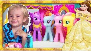 Colectia mea de Ponei   My Little Pony MLP la Anabella Show