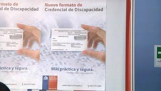NUEVAS CREDENCIAL DE DISCAPACIDAD Y PADRÓN DE VEHÍCULOS - Iquique TV