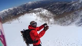 3月21日 黒岳ピークから1本目 thumbnail