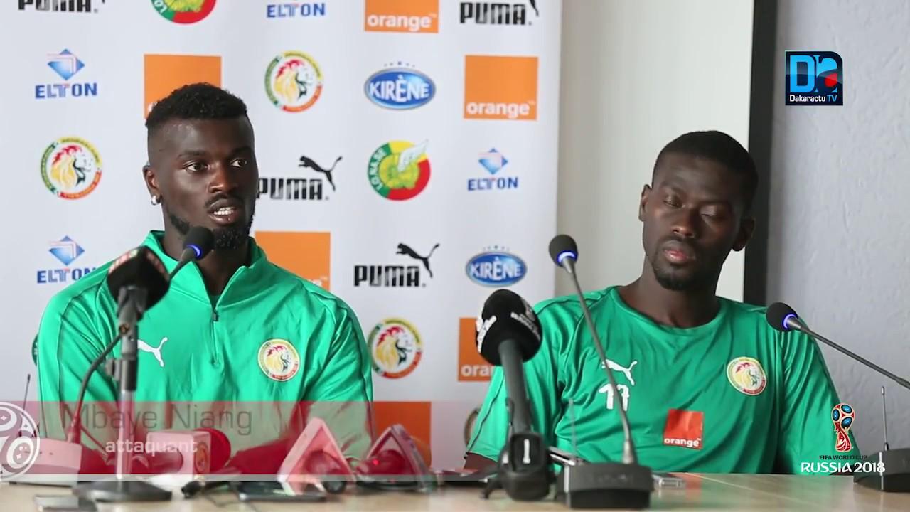 """Mbaye Niang : """"Je peux évoluer à plusieurs postes. Si le coach me fait jouer, je répondrai présent"""""""