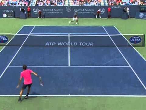 Roger Federer wins seventh Cincinnati Masters title